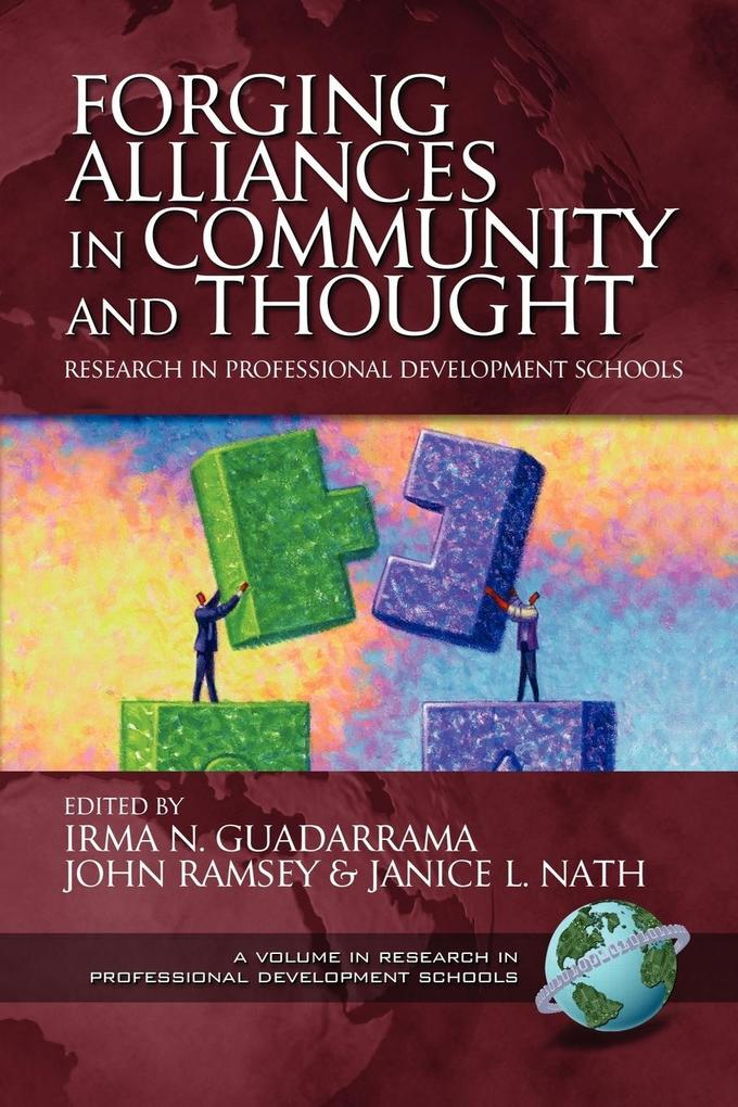 Forging Alliances in Community and Thought (PB) als Taschenbuch
