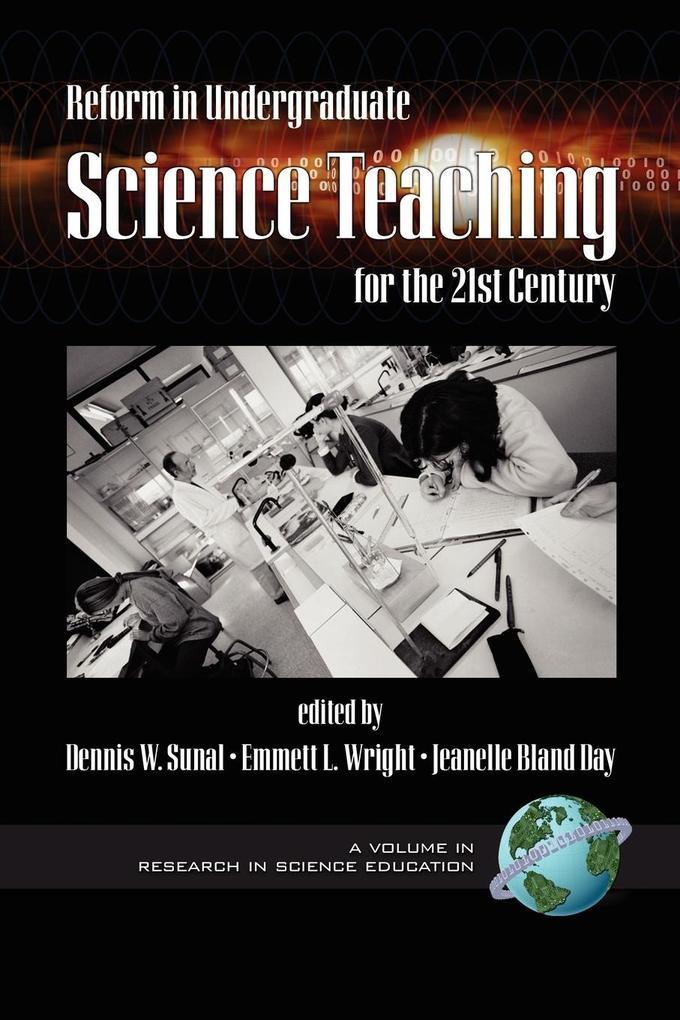 Reform in Undergraduate Science Teaching for the 21st Century (PB) als Taschenbuch