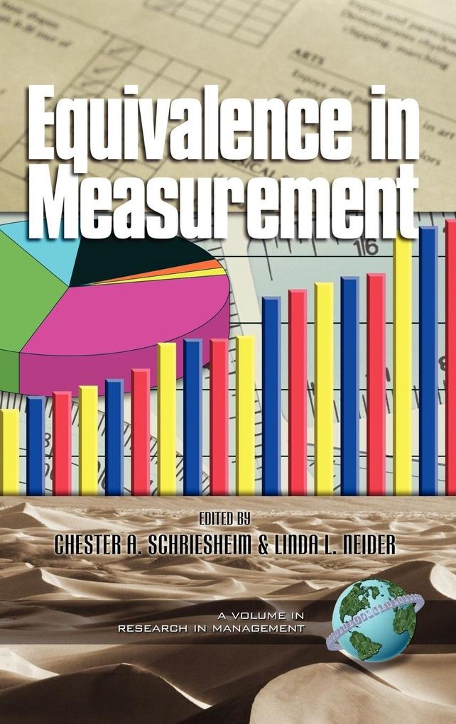 Equivalence in Measurement (Hc) als Buch