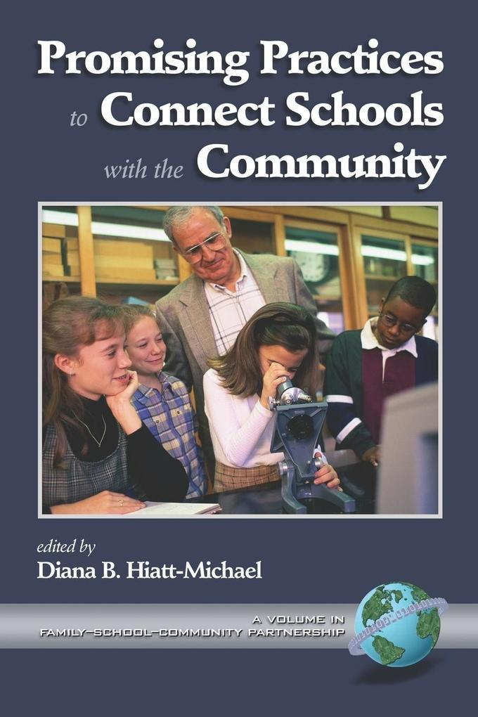 Promising Practices to Connect Schools with the Community (PB) als Taschenbuch