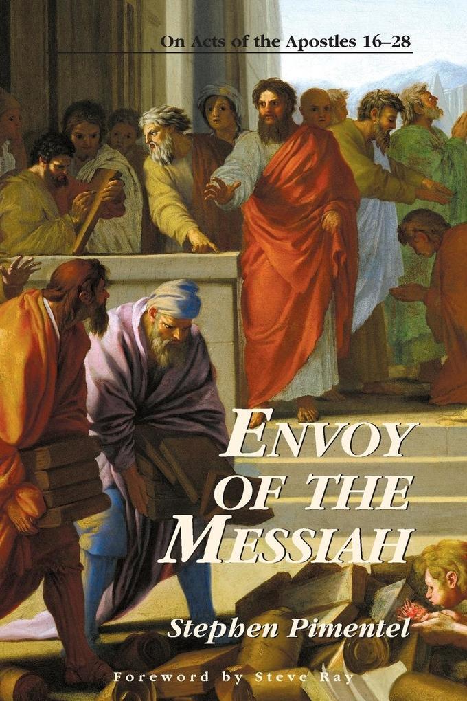 Envoy of the Messiah als Taschenbuch