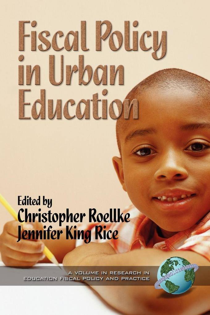 Fiscal Policy in Urban Education (PB) als Taschenbuch