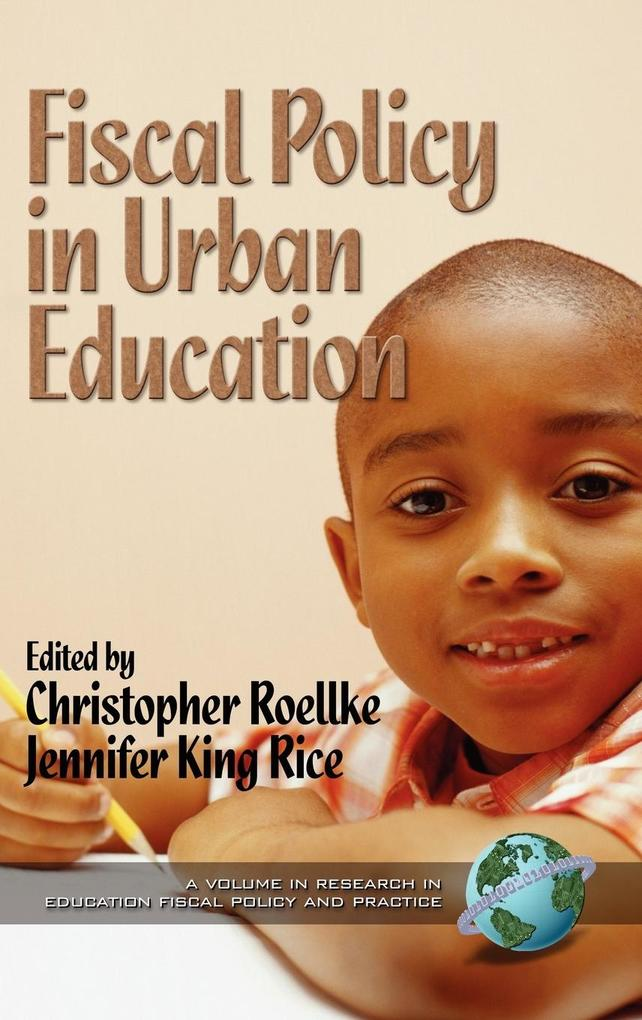 Fiscal Policy in Urban Education (Hc) als Buch