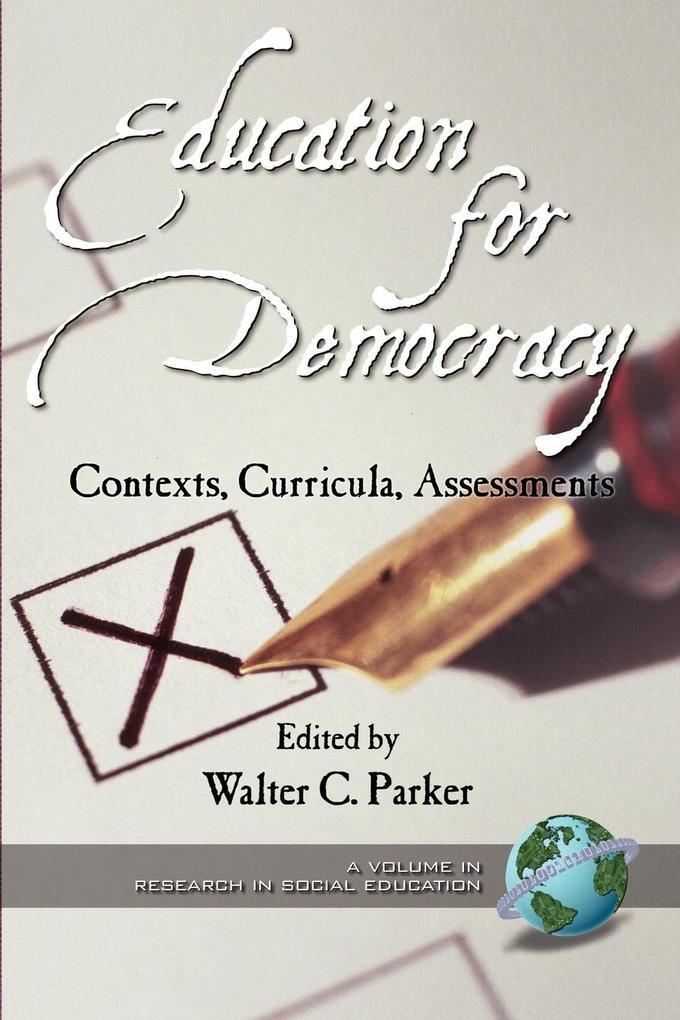 Education for Democracy als Taschenbuch