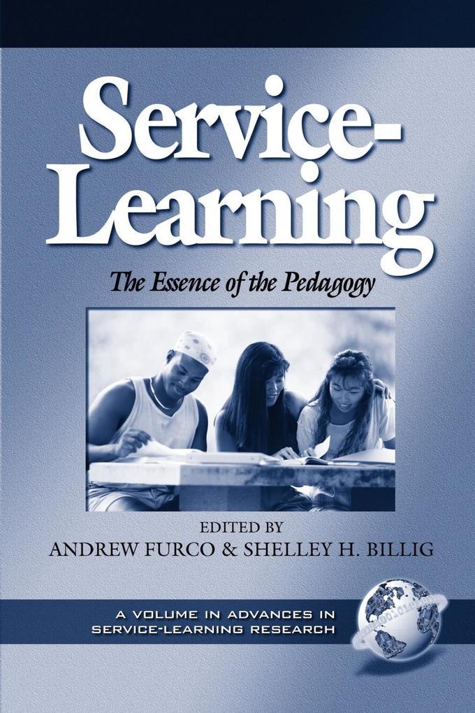 Service-Learning als Taschenbuch