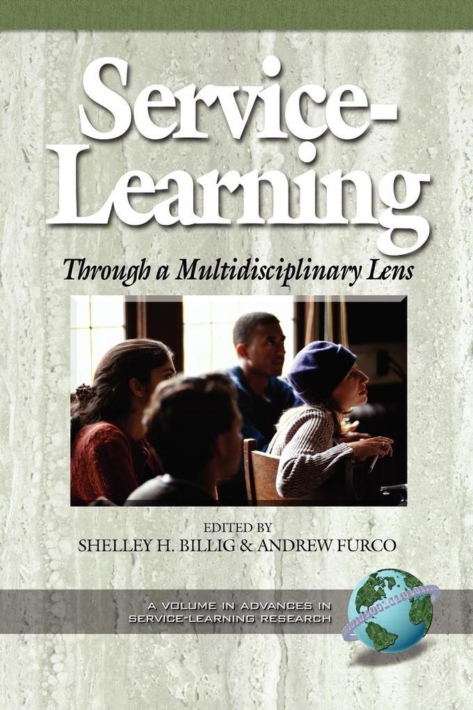 Service-Learning Through a Multidisciplinary Lens (PB) als Taschenbuch