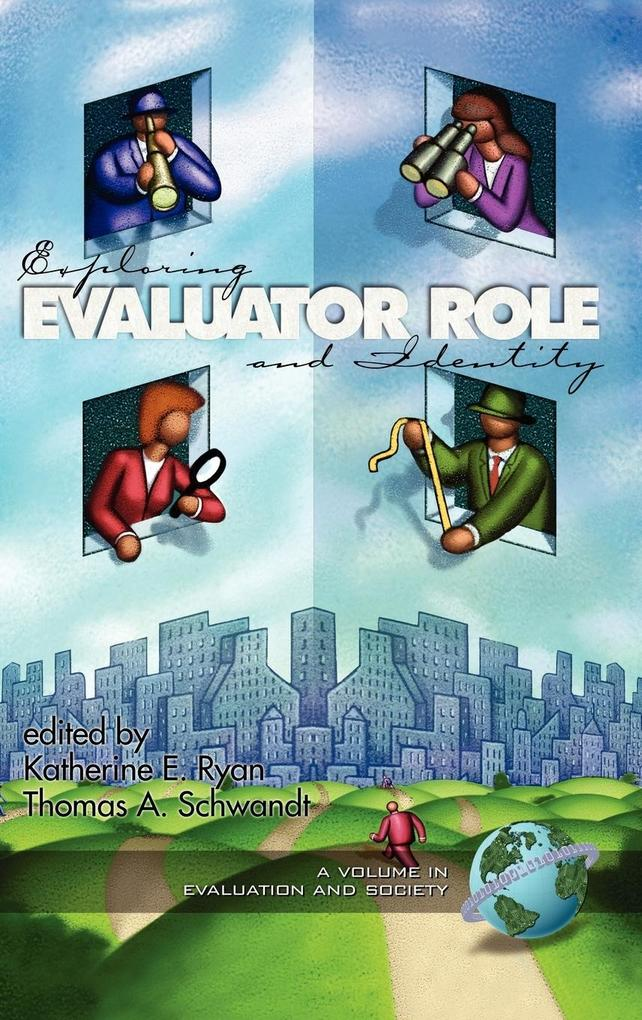 Exploring Evaluator Role and Identity (Hc) als Buch