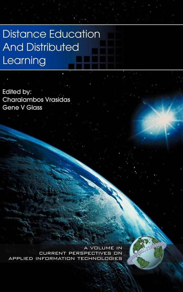 Distance Education and Distributed Learning (HC) als Buch