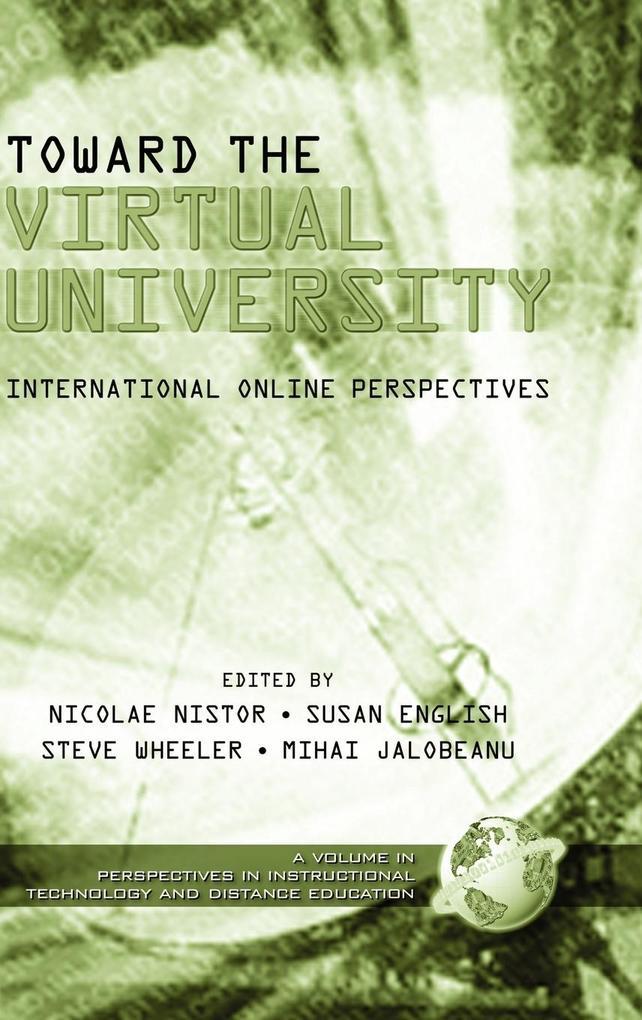 Toward the Virtual University als Buch