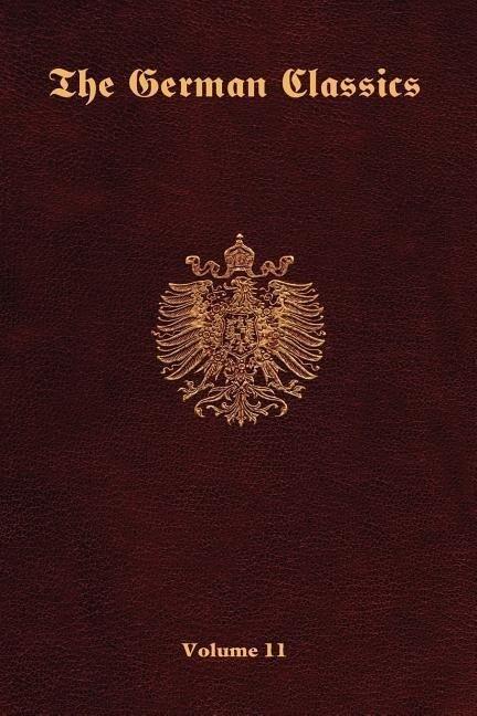 The German Classics-Volume 11 als Taschenbuch