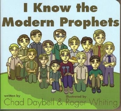 I Know the Modern Prophets als Buch