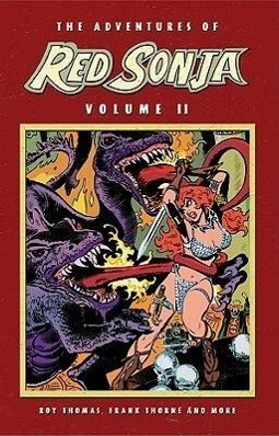 The Adventures of Red Sonja, Volume II als Taschenbuch