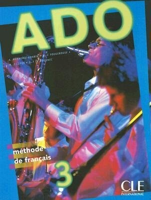 ADO 3: Methode de Francais als Buch