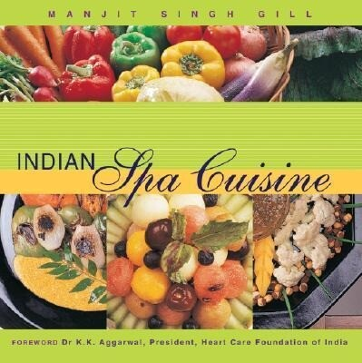 Indian Spa Cuisine als Buch