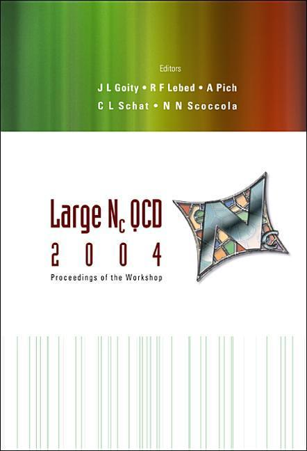 Large NC QCD 2004: Proceedings of the Workshop Trento, Italy 5-11 July 2004 als Buch