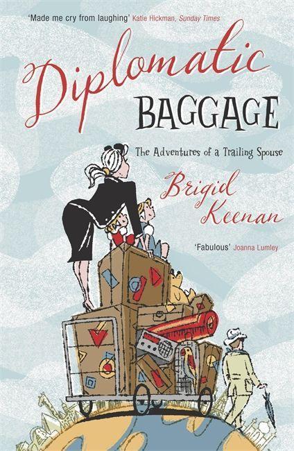 Diplomatic Baggage als Taschenbuch