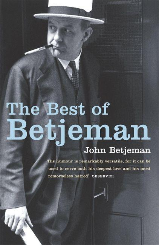 The Best of Betjeman als Taschenbuch