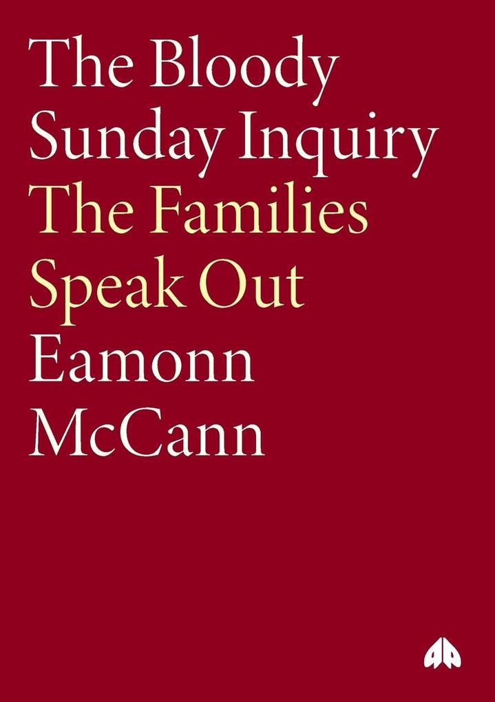 The Bloody Sunday Inquiry als Buch