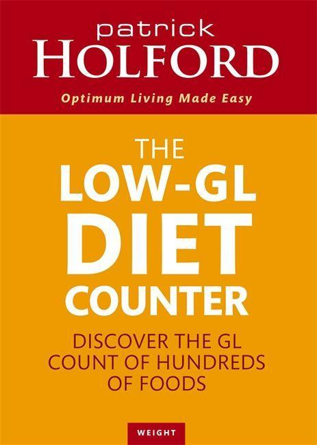 The Low-GL Diet Counter als Taschenbuch