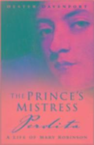 The Prince's Mistress, Perdita als Buch