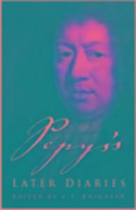 Pepys's Later Diaries als Buch