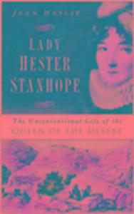 Lady Hester Stanhope als Buch
