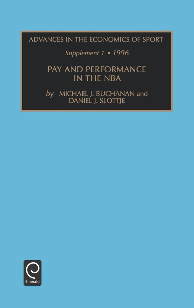 Advances in the Economics of Sport als Buch