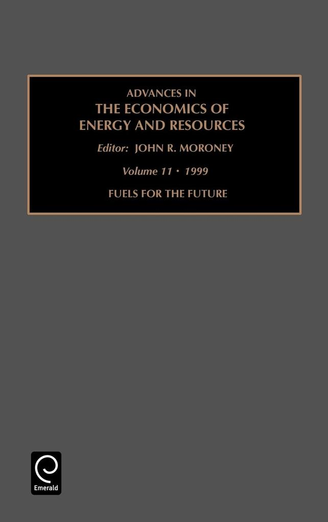 Advances in the Economics of Energy and Resources als Buch