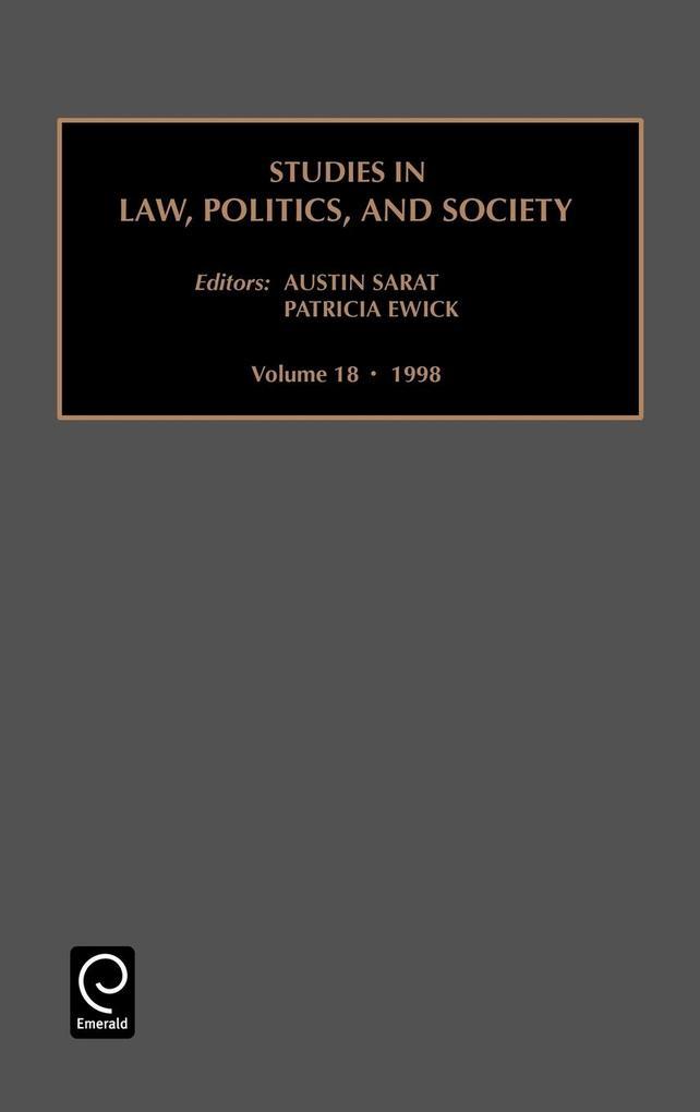 Study Law Pol V18 als Buch