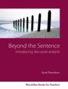 Beyond the Sentence als Taschenbuch