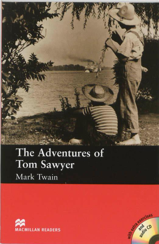 The The Adventures of Tom Sawyer als Buch