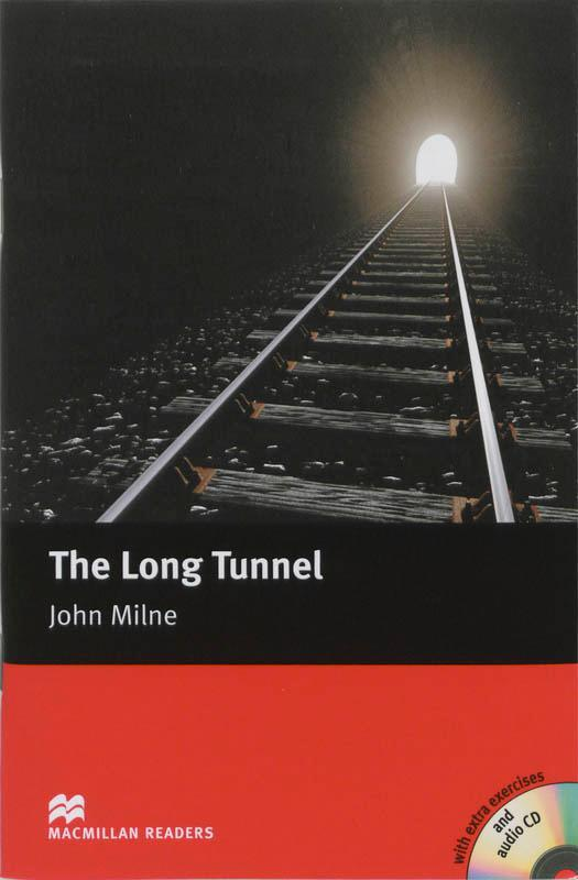 The Long Tunnel with Audio CD als Buch