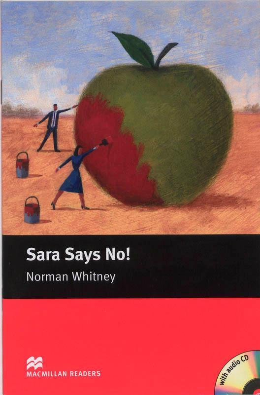 Sara Says No! als Buch