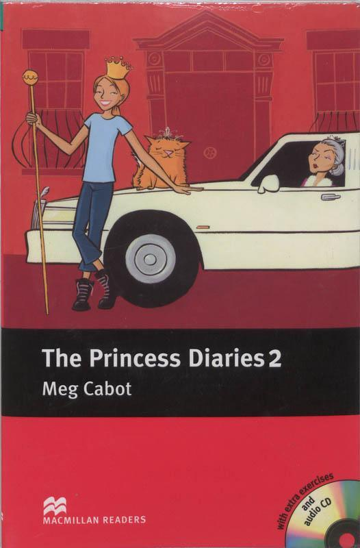 The Princess Diaries 2 - With Audio CD als Buch