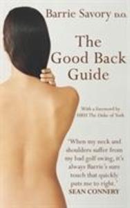 The Good Back Guide als Taschenbuch
