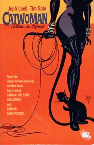 Catwoman als Buch