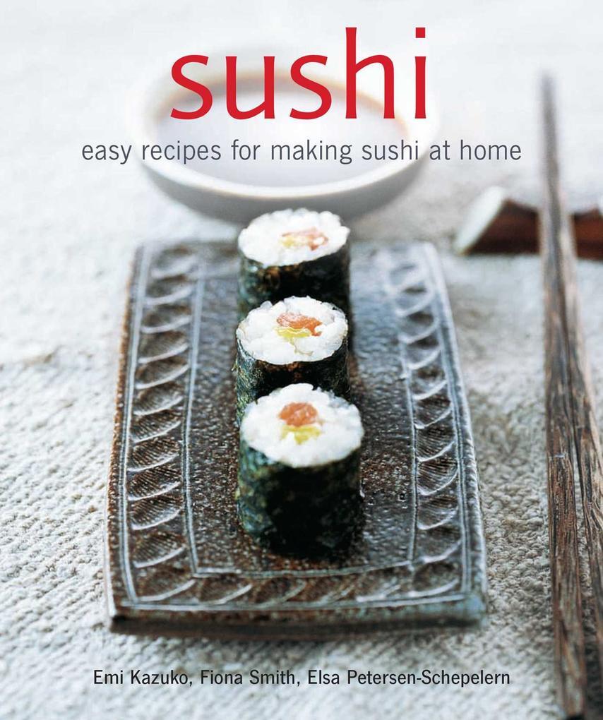 Sushi als Taschenbuch