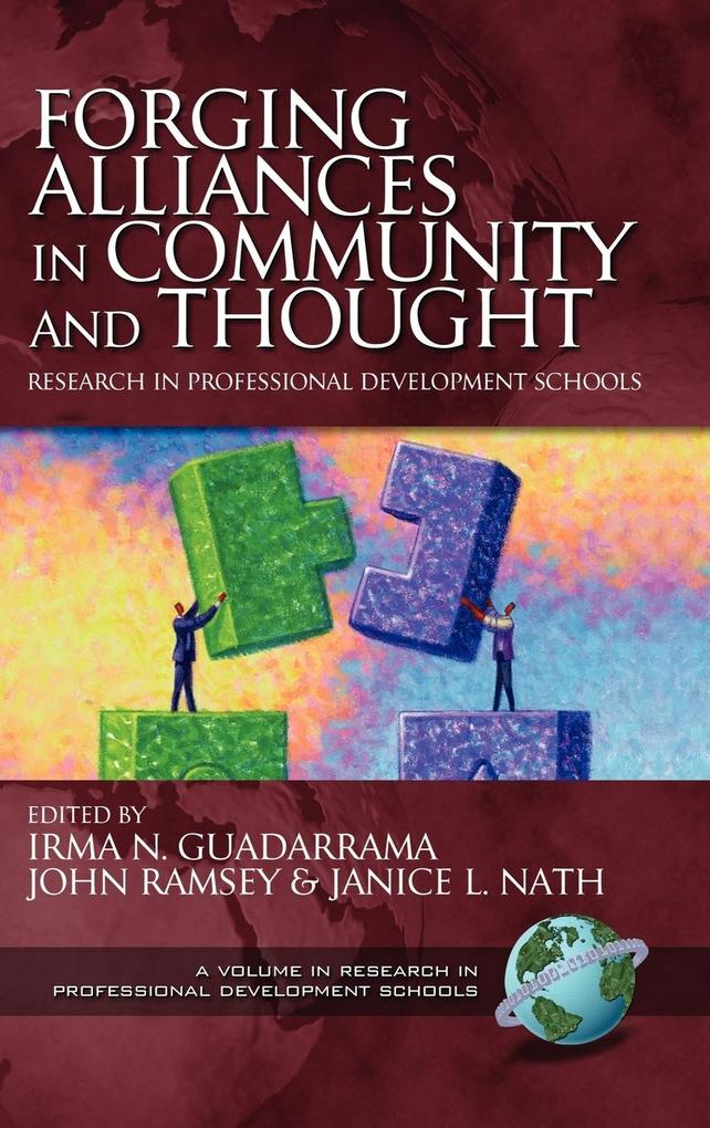 Forging Alliances in Community and Thought (HC) als Buch