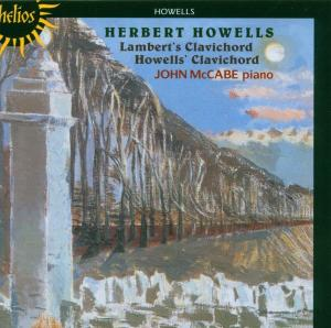 Lambert's/Howell's Clavichord als CD