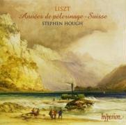 Annees De Pelerinage-Suisse/+ als CD
