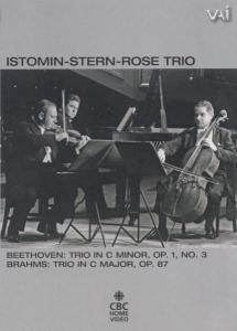 Trio Op.1/trio Op.87 als DVD