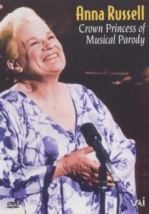 Ctrown Princess of Musical Parody als DVD