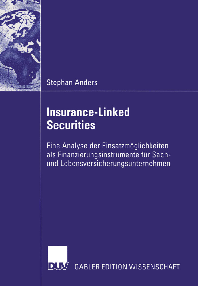 Insurance-Linked Securities als Buch