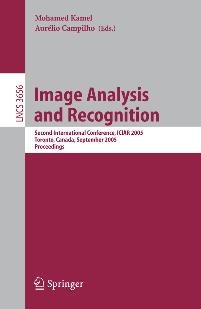Image Analysis and Recognition als Buch