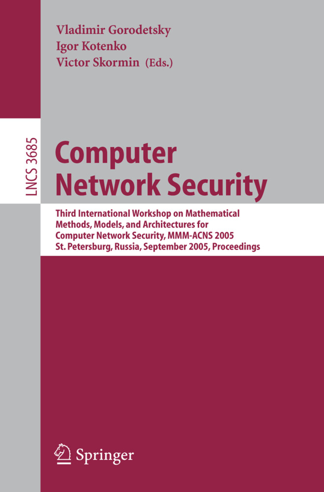 Computer Network Security als Buch