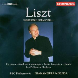 Sinfonische Dichtungen Vol.1 als CD