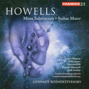 Missa Sabrinensis/Stabat Mater als CD