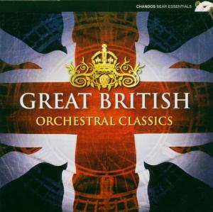 British Orchestral Classics als CD