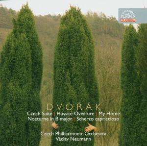 Meine Heimat/Nocturne/Scherzo als CD