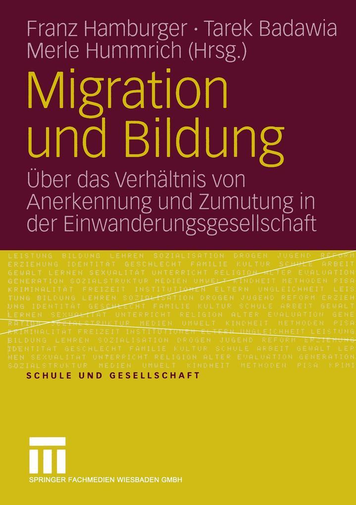 Migration und Bildung als Buch